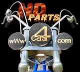 CAS4 Harley Parts Logo